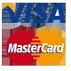 Оплата картой (Visa, MasterCard)